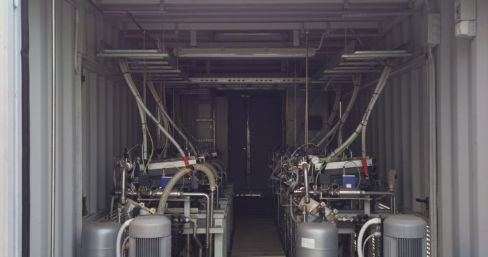FINCANTIERI-UNIGE joint laboratory on  fuel cells